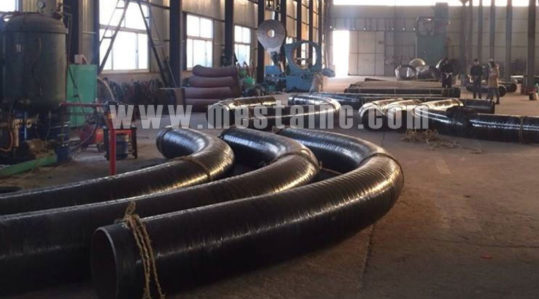 pipe bending suppliers / pipe elbow manufacturers india