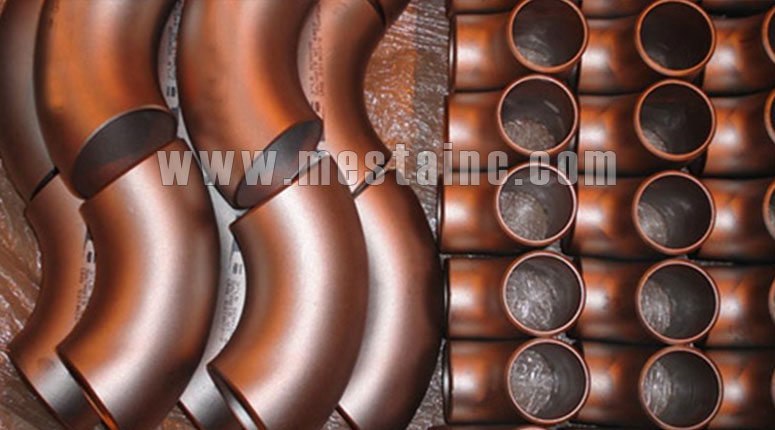Stockist | Suppliers Cupro Nickel Pipe Bend : Mexico